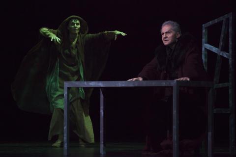 Faust am Goetheanum: ‹Faust 2›, V. Akt: Palast