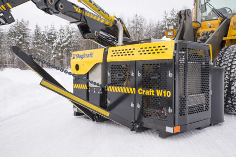 Motorpaketet Craft W10