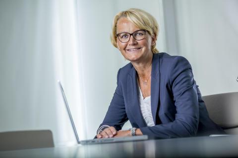Anette Willumsen, EVP Lindorff Norway