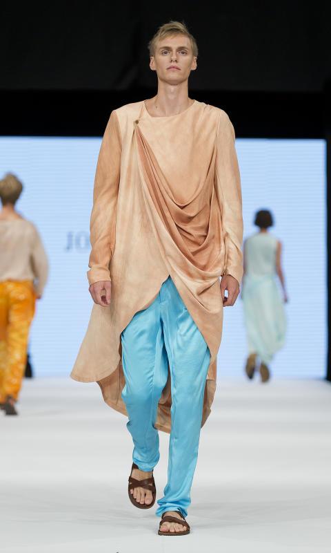 Textilhögskolans mode på världsscenen