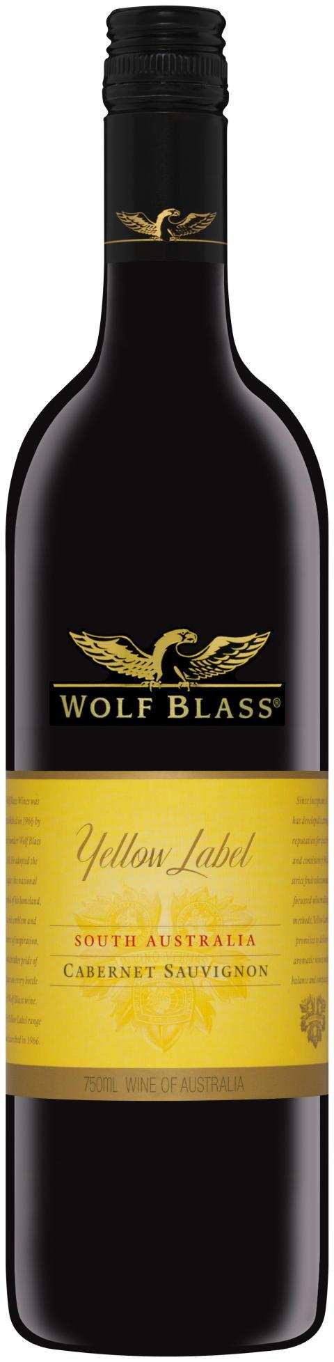Wolf Blass Yellow Label