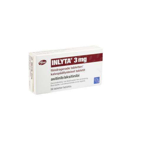 Inlyta 3 mg