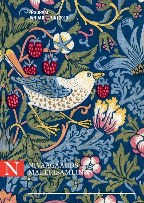Nivaagaards Malerisamling fejrer kunsten inde og ude i nyt sæsonprogram
