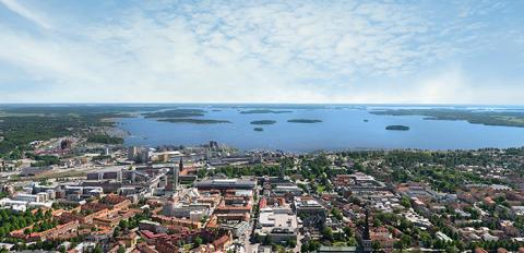 Företagare allt nöjdare med Västerås stad