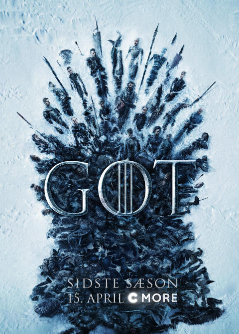 Game of Thrones 8 på C More