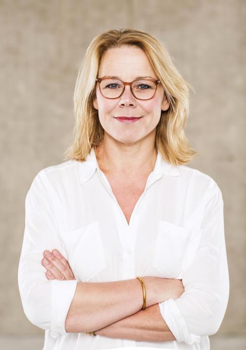 Stina Abenius, publicistisk direktör