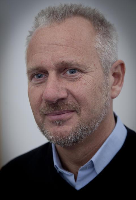 Thomas Svensson, ny ordförande i GVK