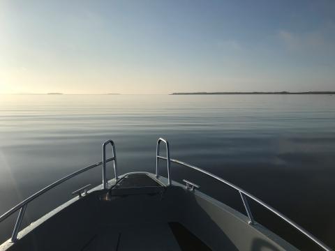 Säkrare fritidsbåtsfarled i Luleå - välkommen på pressträff tisdag 4 juni
