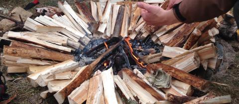 Berufsbegleitende Weiterbildung Wildnispädagogik