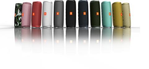 Premiumljud och smarta funktioner - JBL Flip 5 och JBL LIVE är här för att imponera