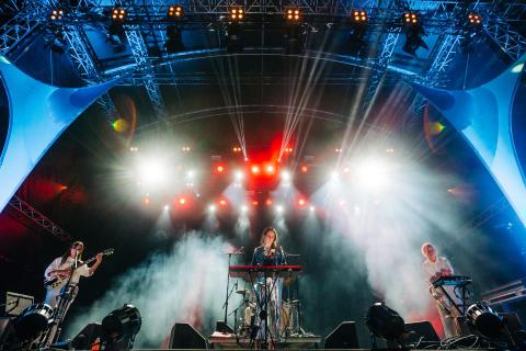Malmöfestivalen Gustavscenen 2018
