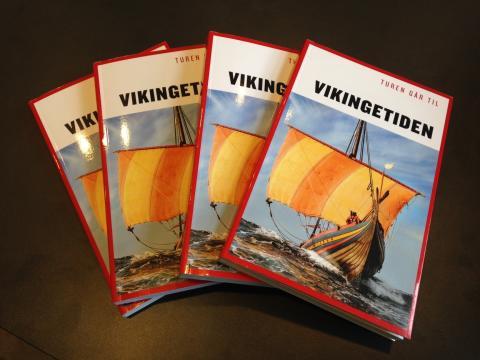 Nationalmuseet skaber rejseguide til vikingetiden