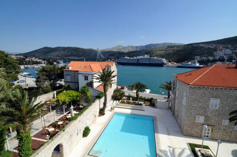 Dubrovnik i Kroatia - Seniorfavoritt!