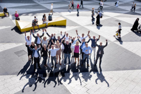 Stockholms stads Innovationsstipendium 2015: Juryn