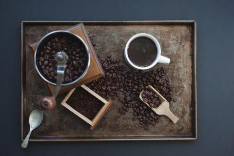 Fira internationella kaffedagen på Sheraton Stockholm!