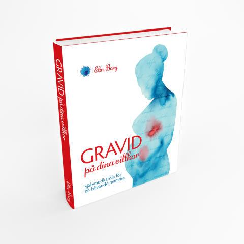 Ny bok med tillhörande app - GRAVID på dina villkor