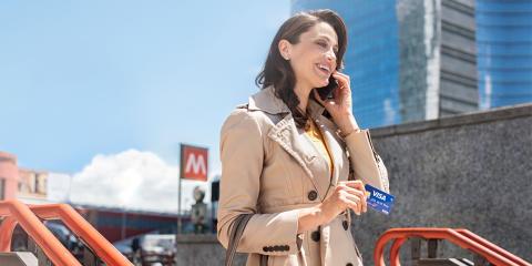 Visa contactless - il nuovo biglietto della metro