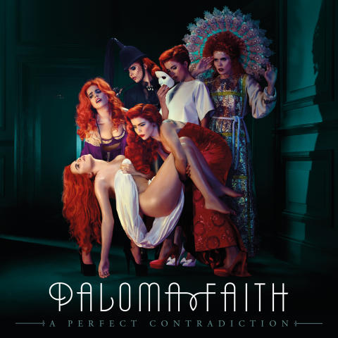 Paloma Faith - albumomslag