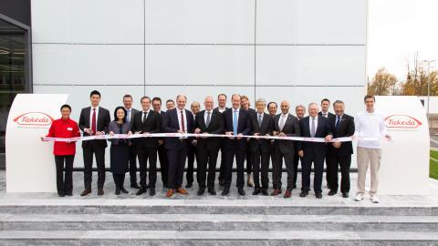 Erste Produktionsstätte von Takeda für Dengue-Impfstoffkandidaten in Deutschland
