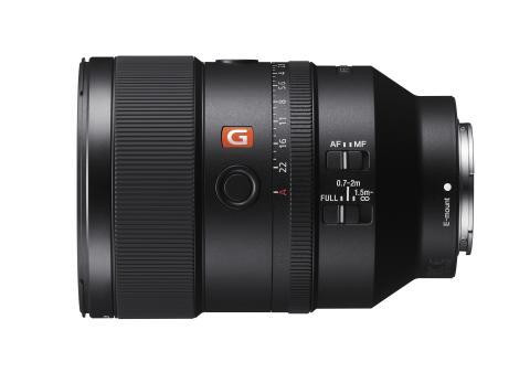 Sony annonserer et nytt fullformat kameraobjektiv. Nå kommer 135mm F1.8 G Master Prime Lens.