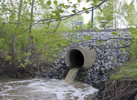 Branschorganisationen Svensk Betong belyser de många fördelarna med naturmaterialet betong.