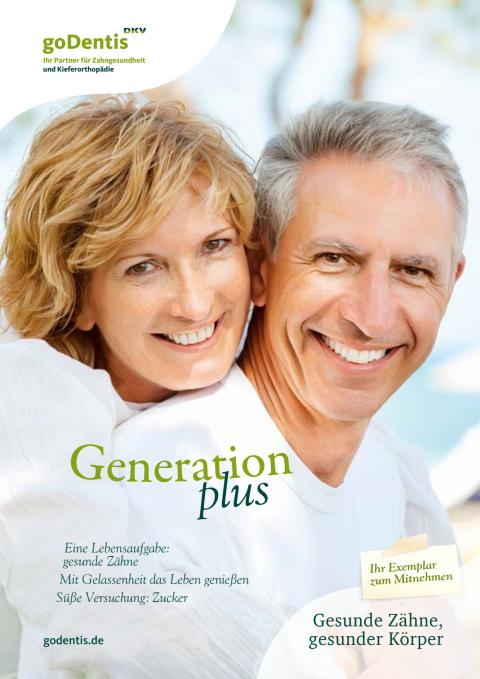 Generation plus