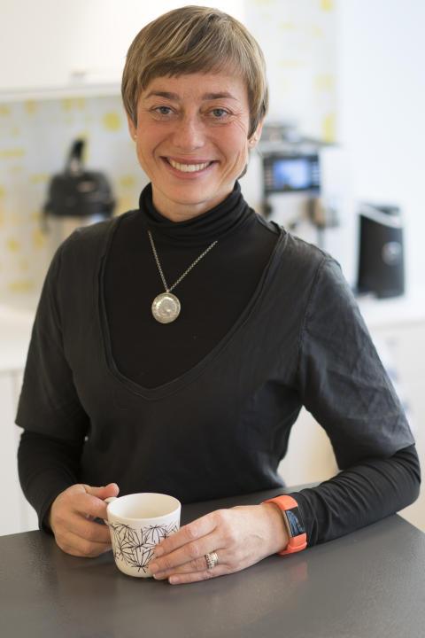 Cecilia Ehrenborg Williams, VD för Sweden Green Building Council