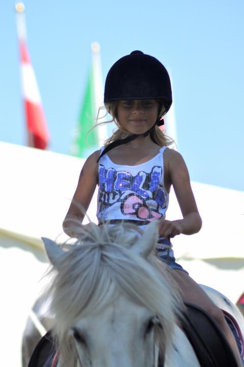 Ännu mer familjeaktiviteter på Falsterbo Horse Show