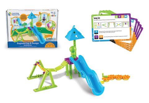 Learning Resources - Playground engineering & Design STEM set
