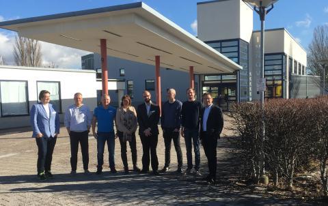 Matematik och AI, Tullängsgymnasiets nya satsningar
