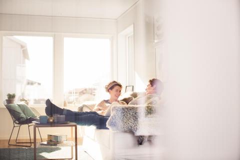 Tidseffektiva hem – för ökad gemenskap och mer romantik!
