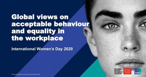 Ny undersøgelse: Globale holdninger til ligestilling på arbejdspladsen