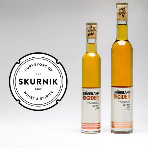 Brännland Cider of Sweden launches US distribution with Skurnik Wines