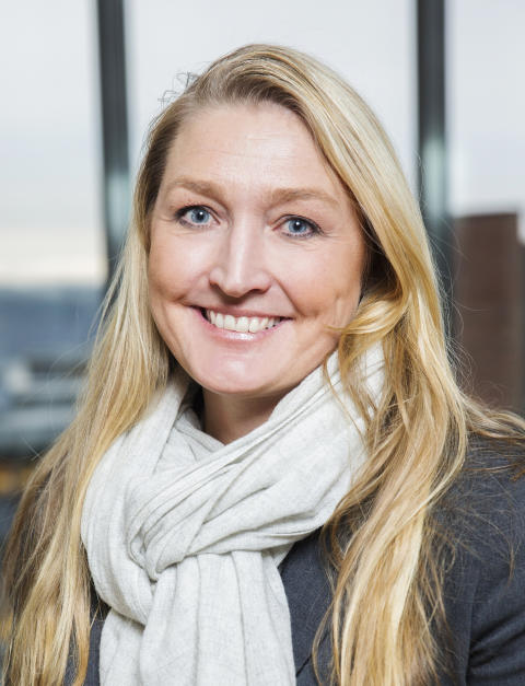 PR Manager SAP Norge Cathrine Thaning