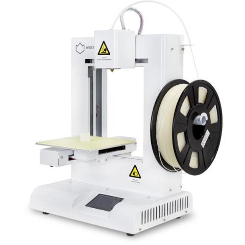 Skapa vad du vill med en 3D-skrivare!