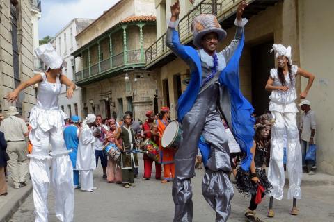 Kubas Hauptstadt Havanna feiert 500 Jahre Bestehen - Mit alltours zur großen Geburtstagsparty reisen