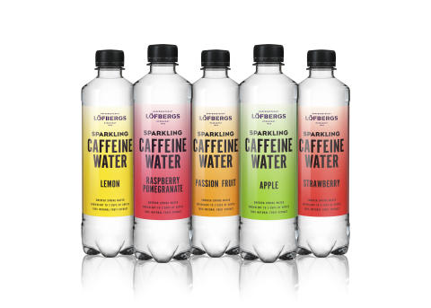 ​Löfbergs starts using recycled PET