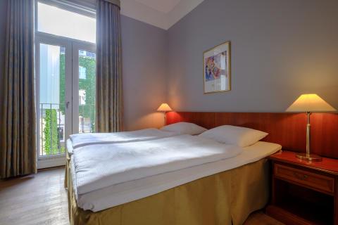 Zleep Hotel Roskilde værelse