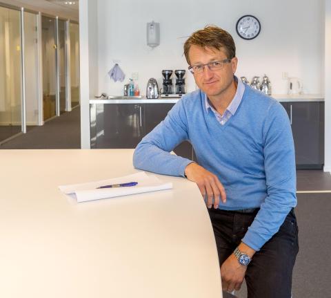 Servicesjef Henning Aaby Olsen