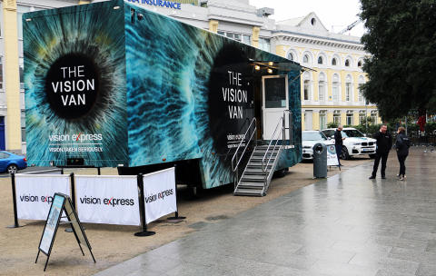 Are we neglecting our eye sight and at what cost? Vision Express finds out