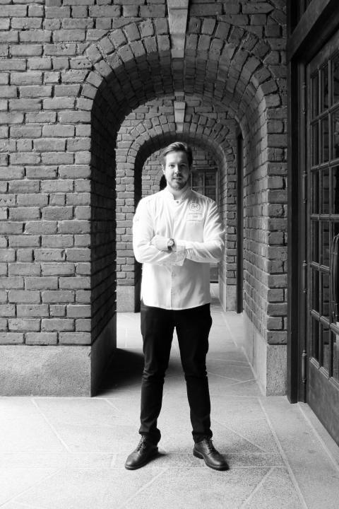 Årets Kock Jimmi Eriksson äntrar Stockholms stadshus som gastronomiskt och kreativt ansvarig för Stadshusrestauranger