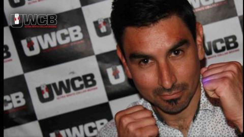 Dan Canales charity boxing beginner