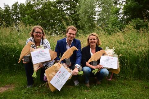 Winnaars Scandinavië Persprijs 'De Viking' bekendgemaakt!