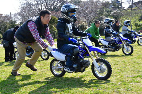 生涯ファン・顧客化を促進 Yamaha Motor Newsletter (December 4, 2019 No. 76)