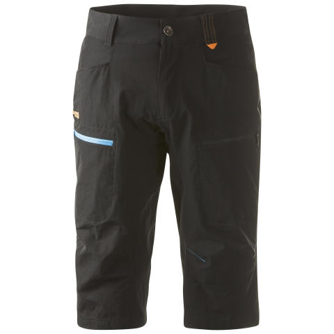 Utne Pirat Pants - Black/Br Sea Blue