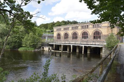 Nu öppnar den nya e-tjänsten för anmälan till miljöprövning av vattenkraften