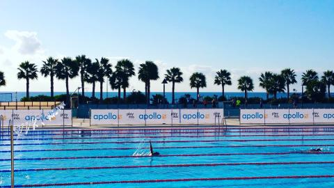 Apollo blir officiell partner till Svenska Simförbundet