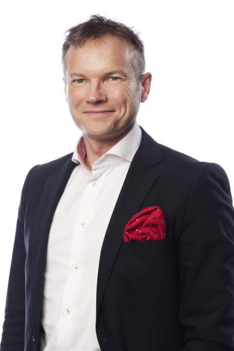 Patric Sjöberg appointed new CEO of Stromma