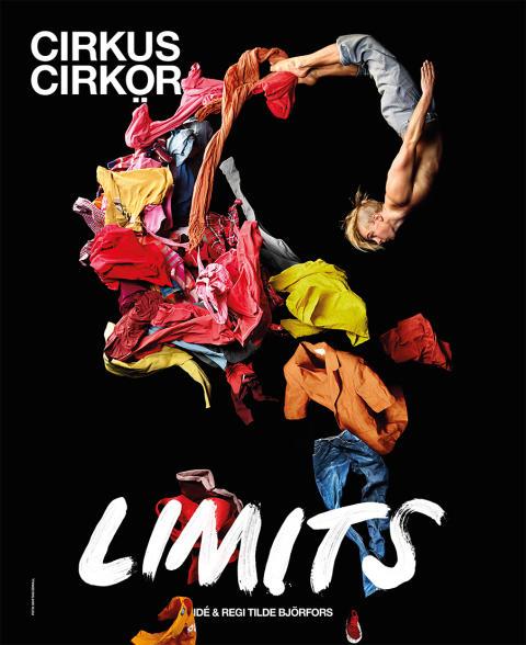 Cirkus Cirkörs nya cirkusföreställning kommer till Stockholm