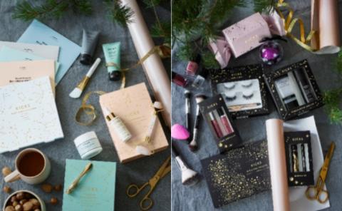 KICKS Beauty lanseeraa kattavan kokoelman lahjarasioita talven juhlakauteen